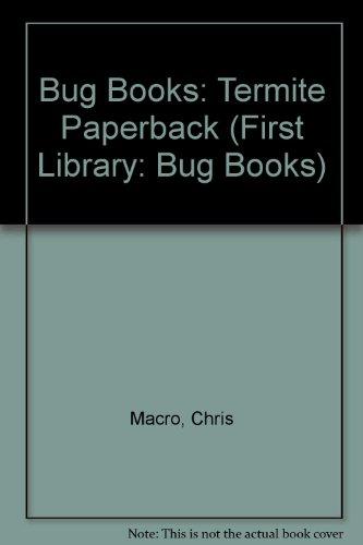 9780431016924: Bug Books: Termite Paperback