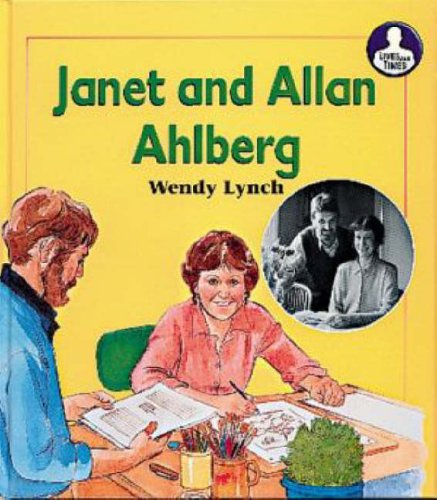 9780431023359: Lives and Times Janet & Allan Ahlberg Big Book