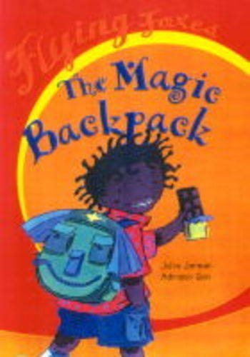 9780431024103: The Magic Backpack (Flying Foxes)