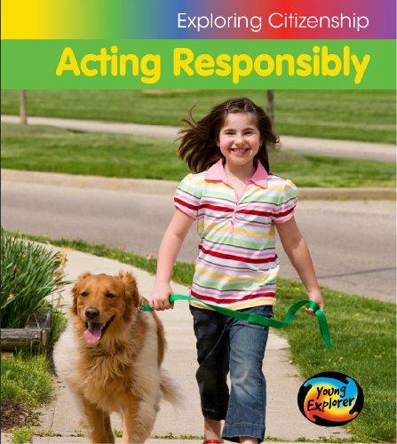 9780431025353: Acting Responsibly (Young Explorer: Exploring Citizenship)