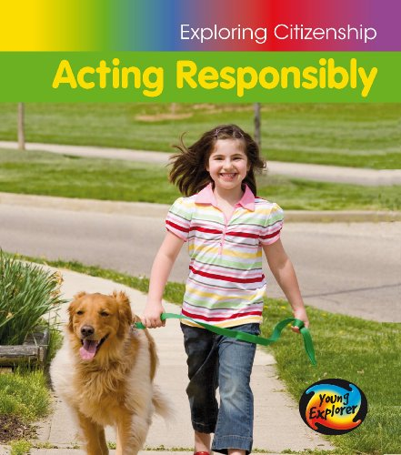 9780431025438: Acting Responsibly (Exploring Citizenship)