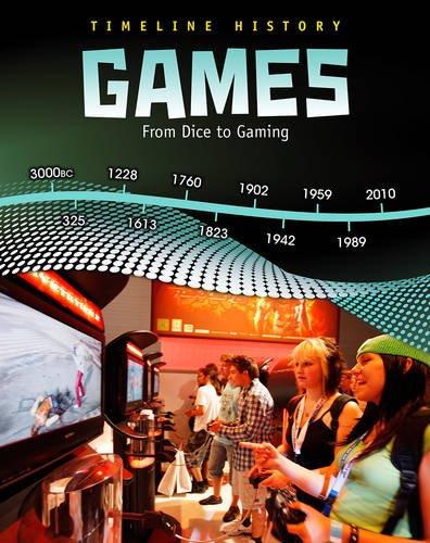 9780431025568: Games (Timeline History)