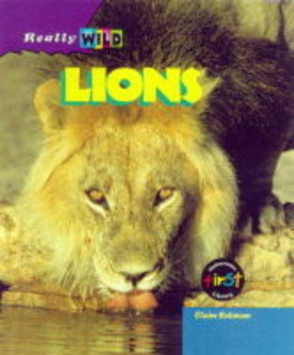 9780431028705: Lions (Really Wild)