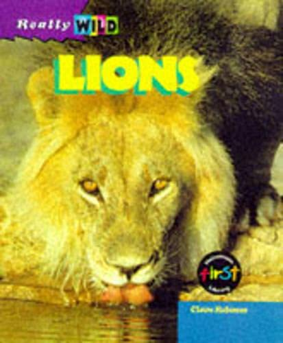9780431034188: Lions (Really Wild)