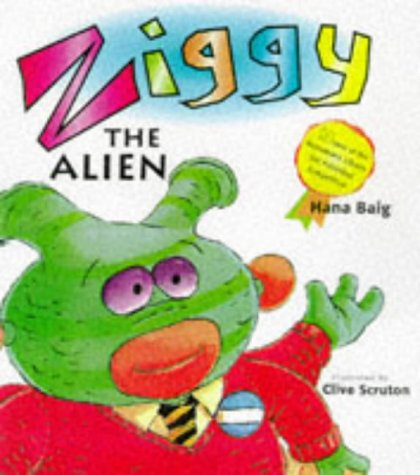 9780431034218: Get Published: Ziggy The Alien (Paperback)