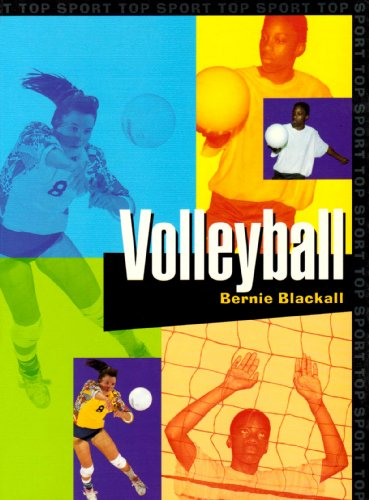 Top Sport: Volley Ball (Cased)