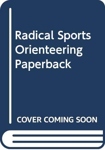9780431036823: Radical Sports Orienteering Paperback