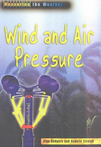 9780431038414: Measuring the Weather Wind & Air Pressure Hardback