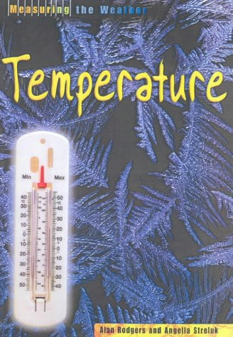 9780431038469: Measuring the Weather Temperature Paperback