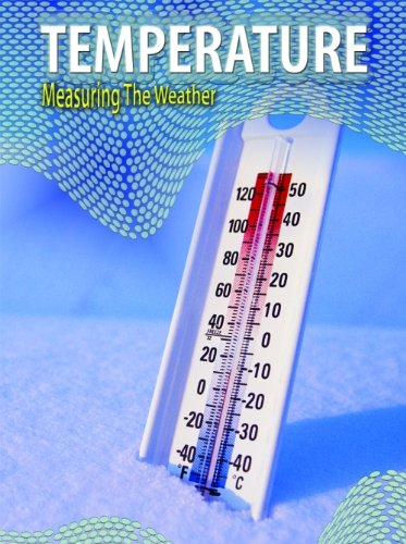 9780431038582: Temperature (Measuring the Weather)