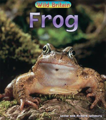 9780431039916: Wild Britain: Frog Paperback