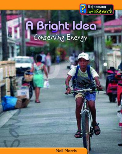 9780431041698: You Can Save Planet A Bright Idea: Conserving Energy Hardback (InfoSearch: You Can Save the Planet)