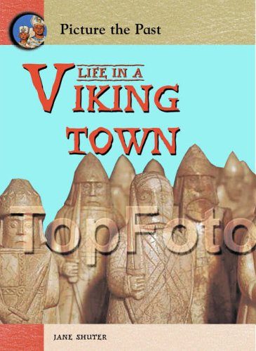 9780431042978: Picture the Past Life in a Viking Town Hardback