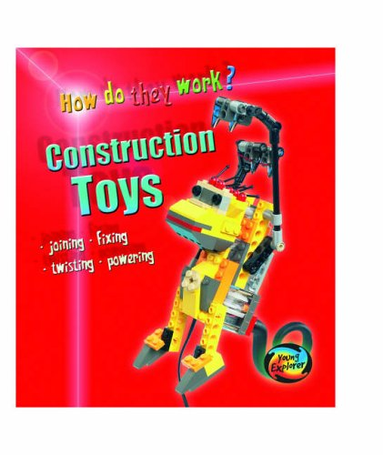 9780431049649: Construction Toys (How Do They Work?)