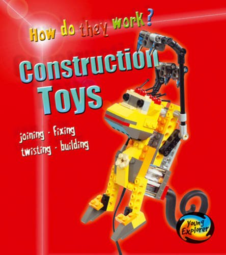 9780431049717: Construction Toys (How Do They Work?)