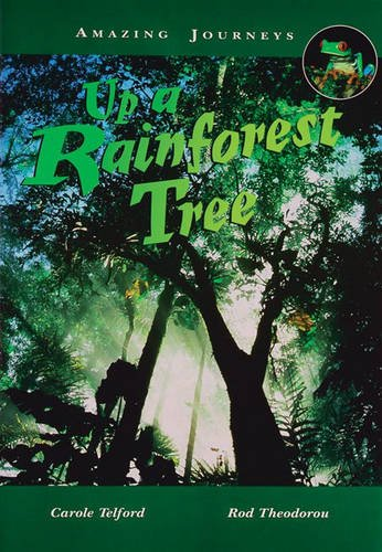 9780431055572: Amazing Journeys: Up a Rainforest Tree Big Book (Paperback)