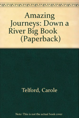 9780431055596: Amazing Journeys: Down a River Big Book (Paperback)