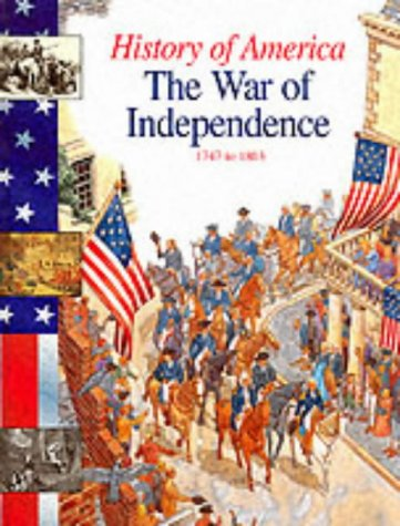9780431056425: History Of America War Of Independence