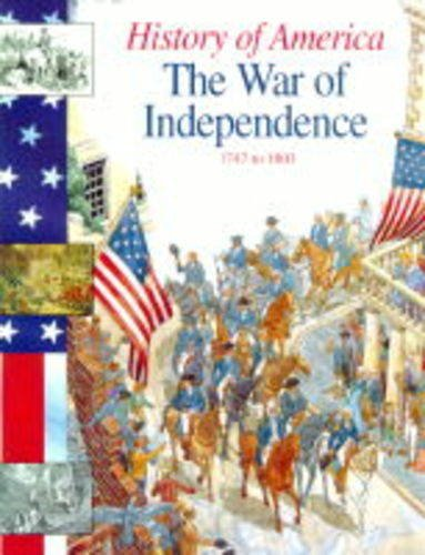 9780431056470: History Of America War Of Independence
