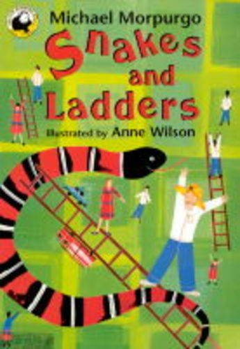 9780431061795: Snakes and Ladders (Yellow Banana Books)