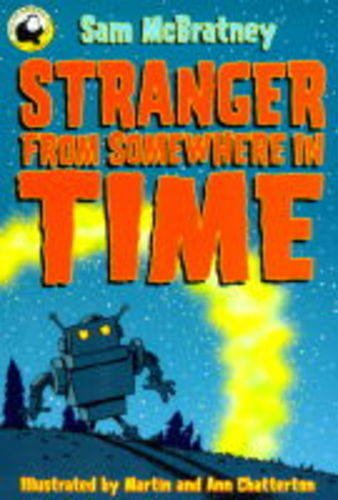 9780431061832: Stranger from Somewhere in Time (Yellow Banana Books)