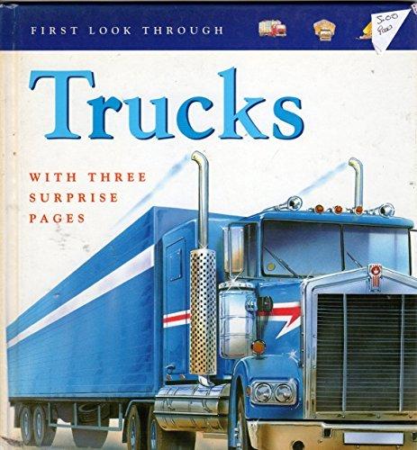 Trucks (First Look Through) (043106542X) by Angela Royston; Claire Llewellyn