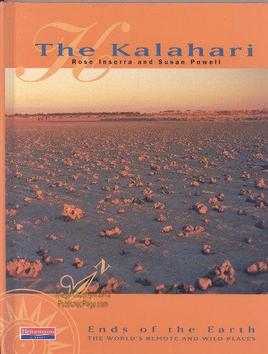 The Kalahari: Rose Inserra; Susan