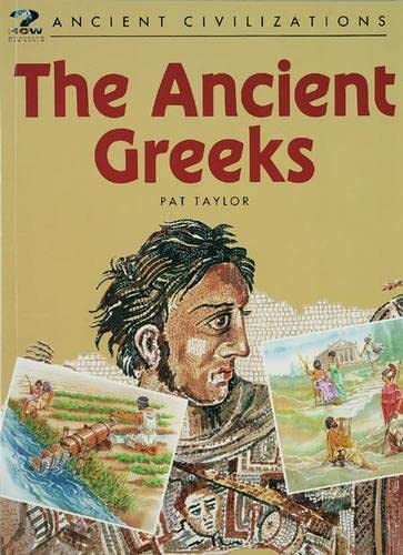 9780431075020: Primary History: The Ancient Greeks (Paperback) (EXPLORE HISTORY)