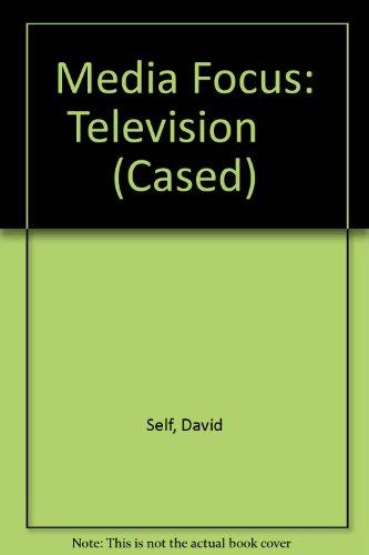 9780431082479: Media Focus: Television (Cased)