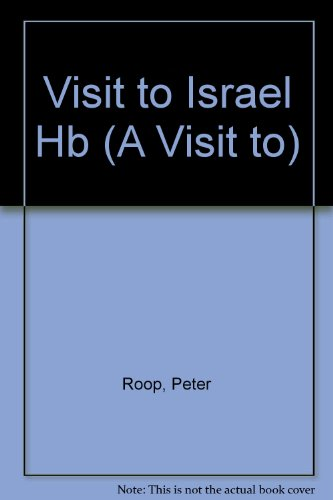 9780431083131: Israel (A Visit to)