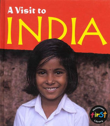 India (Young Explorer: A Visit to ...) (0431083185) by Peter Roop