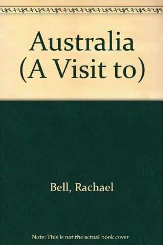 9780431083438: Australia (A Visit to)