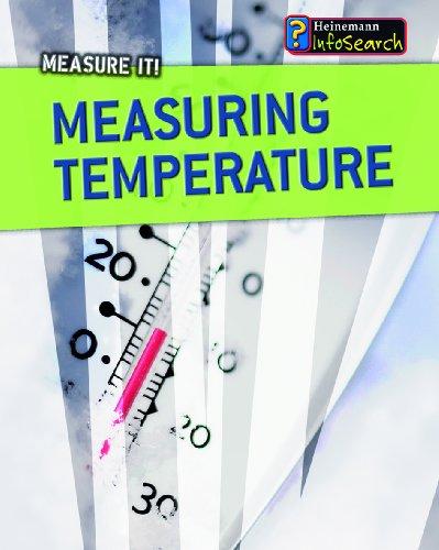 9780431085227: Temperature (Measure It!)