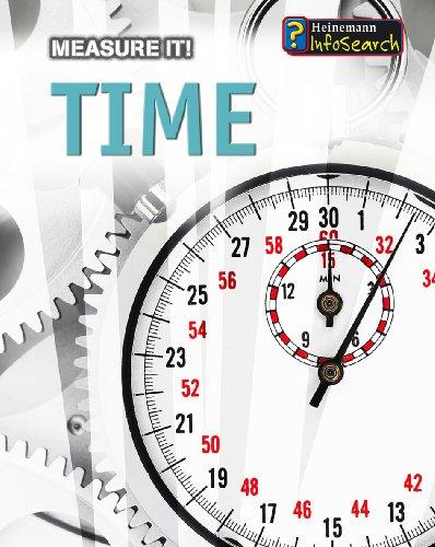 9780431085272: Measuring Time (InfoSearch: Measure It!)