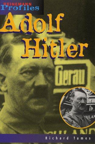 9780431086064: Heinemann Profiles: Adolf Hitler Hardback
