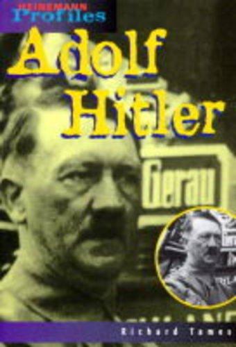 9780431086132: Heinemann Profiles: Adolf Hitler Paperback