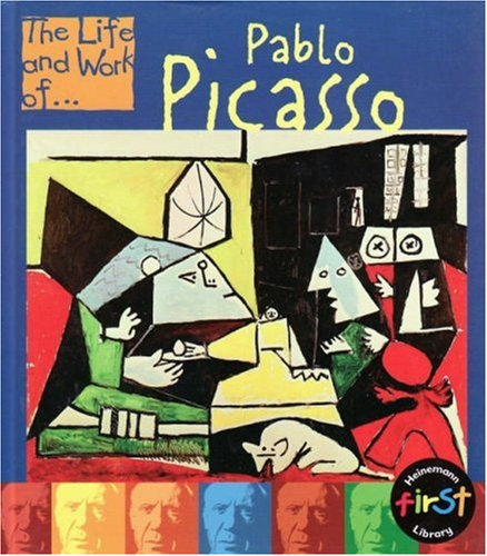 9780431093260: Pablo Picasso (The Life & Work Of)