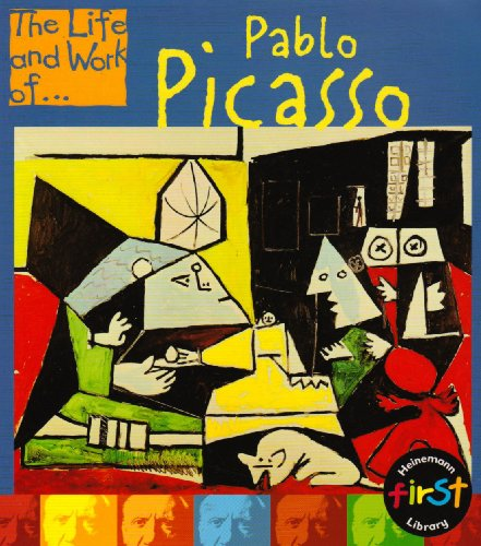 9780431093338: Pablo Picasso (The Life & Work Of)