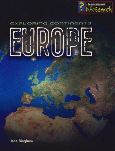 9780431097541: Exploring Europe