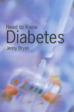 9780431097626: Need to Know: Diabetes (Need to Know)