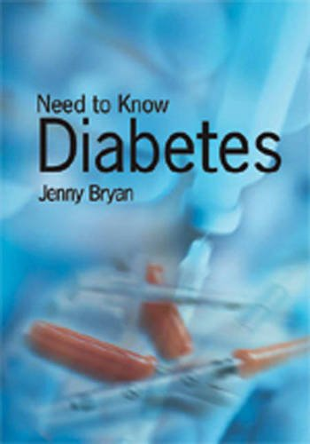 9780431097695: Need to Know: Diabetes Paperback