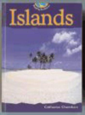 9780431098470: Mapping Earthforms: Islands (Paperback)