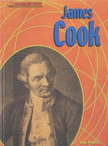 9780431104898: Groundbreakers James Cook Hardback