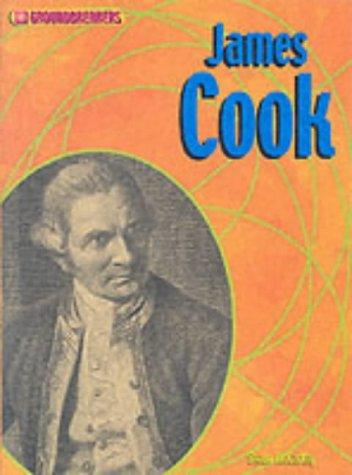 9780431104942: Groundbreakers James Cook Paperback