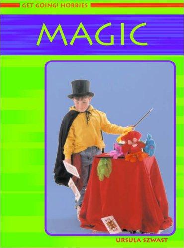 9780431110523: Get Going! Hobbies: Magic HB