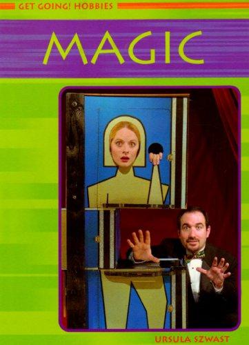 9780431110561: Magic (Get Going! Hobbies) (Get Going! Hobbies)