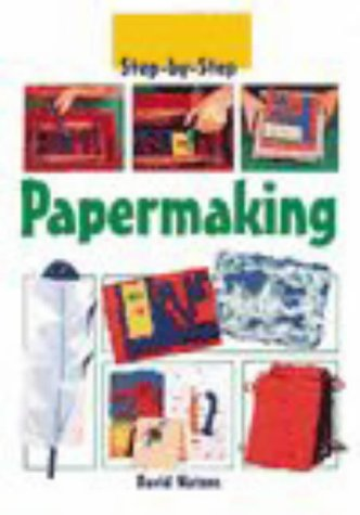 9780431111605: Papermaking (Step-by-step)