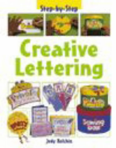 9780431111650: Step-by-Step Creative Lettering Hardback