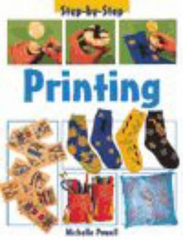 9780431111735: Step-by-Step Printing Paperback