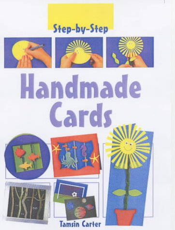 9780431111803: Step-by-Step Handmade Cards Hardback